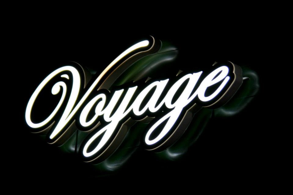 voyage firma close up